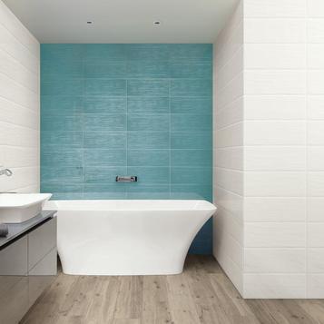 Carrelage: Bleu Ciel Salle de Bain | Marazzi