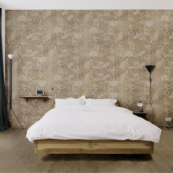 Carrelage beige chambre coucher marazzi - Carrelage chambre a coucher ...
