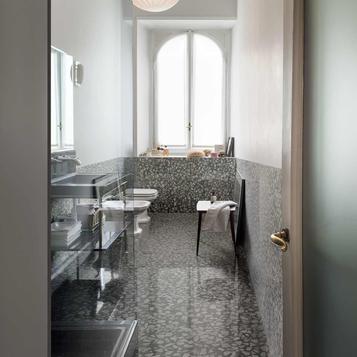Carrelage: Imitation Marbre Salle de Bain | Marazzi