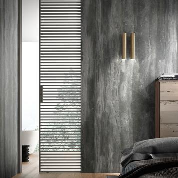 carrelage: gris salle de bain | marazzi - Salle De Bain En Gris