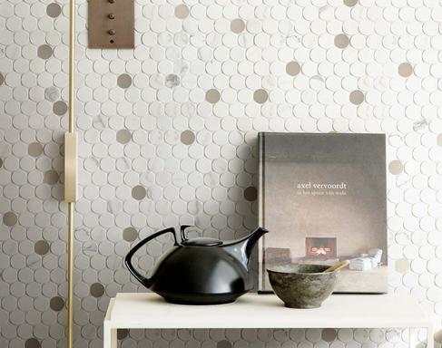 Carrelage mosaïque pour salle de bain et autres | Marazzi