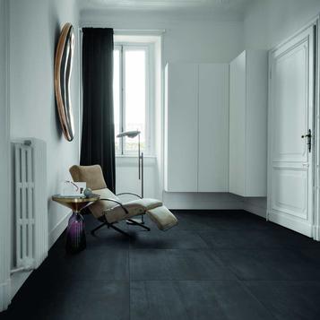 Carrelage noir salle de bain marazzi - Carrelage salle de bain noir ...