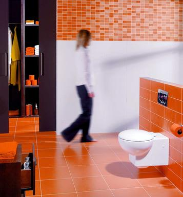 Minimal: Carrelage orange : voir les collections  - Marazzi