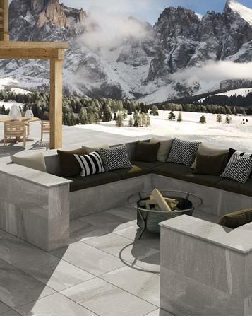 carrelage 20mm paisseur marazzi. Black Bedroom Furniture Sets. Home Design Ideas