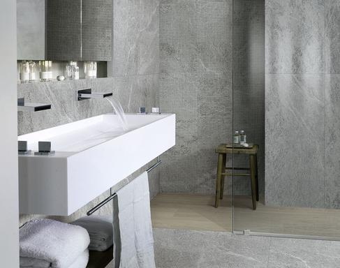 carrelage salle de bain: céramique et grès cérame | marazzi - Carrelage Italien Salle De Bain