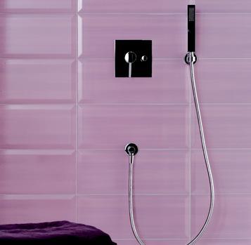 Carrelage Rose Salle De Bain Marazzi - Carrelage salle de bain rose