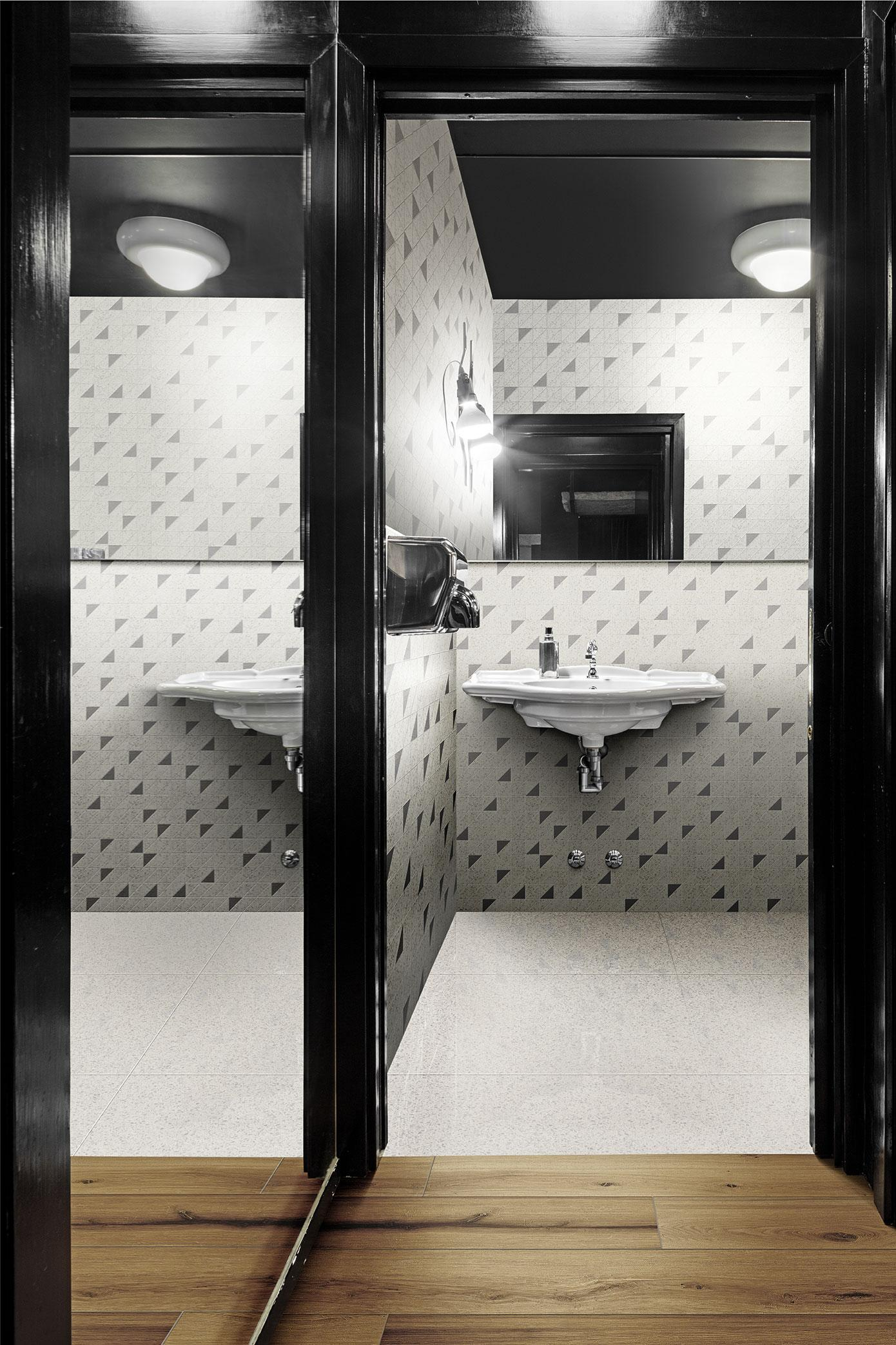 carrelage: grand format salle de bain | marazzi - Carrelage Salle De Bain Grand Format