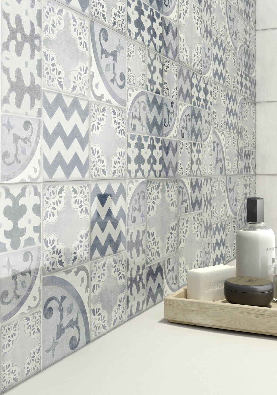 Salle De Bain Azulejos ~ pottery gr s c rame poli marazzi