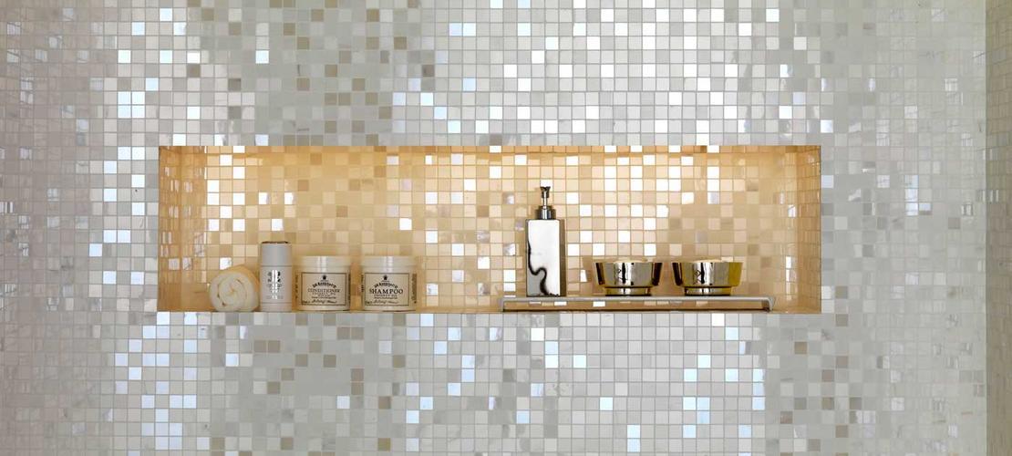 carrelage mosaque pour toutes les ambiances with salle de bain mosaique beige with salle de bain mosaique beige