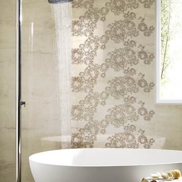 carrelage: rose salle de bain | marazzi - Carrelage Salle De Bain Rose
