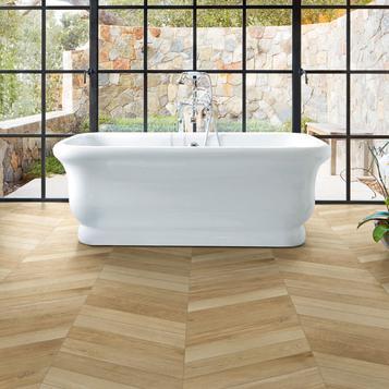 carrelage: imitation bois et parquet salle de bain | marazzi - Carrelage Imitation Bois Salle De Bain