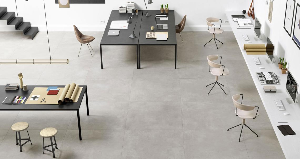 carrelage grand format marazzi. Black Bedroom Furniture Sets. Home Design Ideas