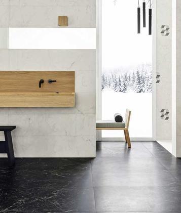 preview gr s imitation marbre et pierre marazzi. Black Bedroom Furniture Sets. Home Design Ideas
