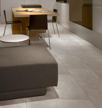 Oregon gr s c rame satin marazzi for Carrelage yffiniac
