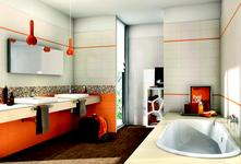 Carrelage orange : voir les collections  - Marazzi 3983