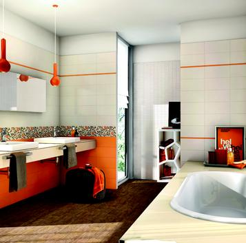 Covent Garden: Carrelage orange : voir les collections  - Marazzi