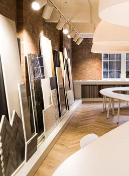 Le premier showroom phare de Marazzi à Londres
