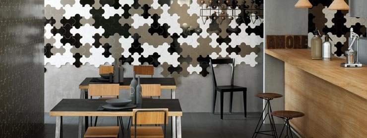 Ceramic tiles for your spaces