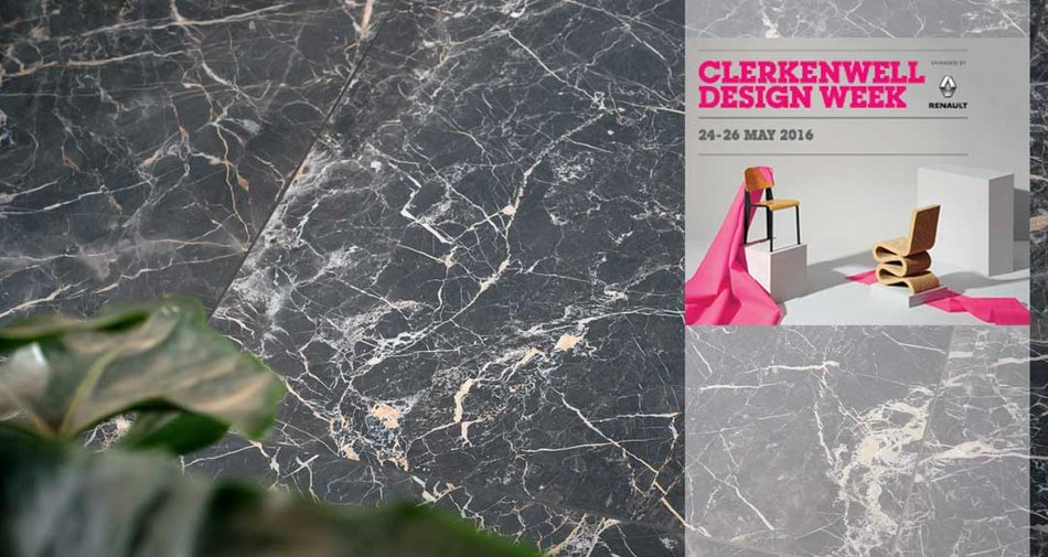 Marazzi @ Clerkenwell Design Week, Londres 24-26 mai 2016