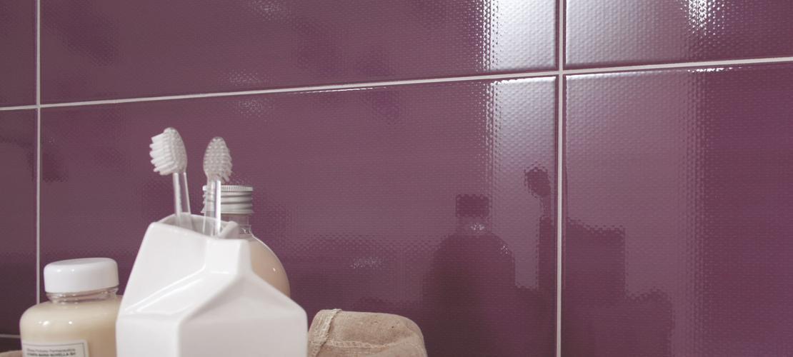 carrelage violet voir les collections marazzi. Black Bedroom Furniture Sets. Home Design Ideas