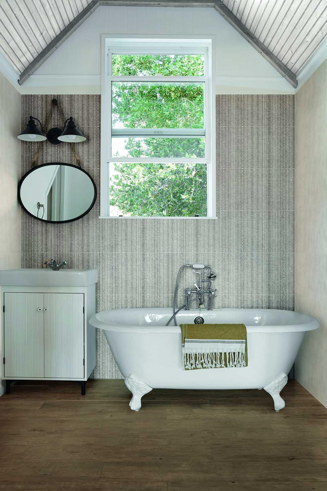 Carrelage salle de bain c ramique et gr s c rame marazzi - Mobiles badezimmer ...