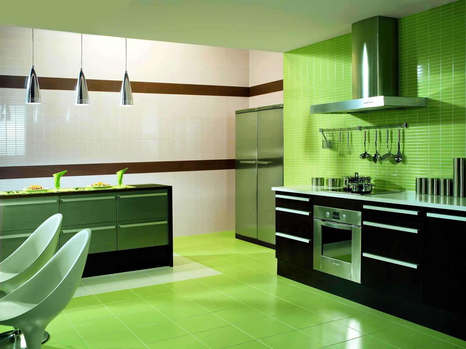 carrelage vert voir les collections marazzi 3359 - Faience Vert Et Blanc