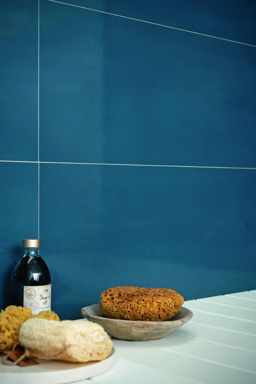Carrelage bleu voir les collections marazzi for Carrelage bleu cuisine