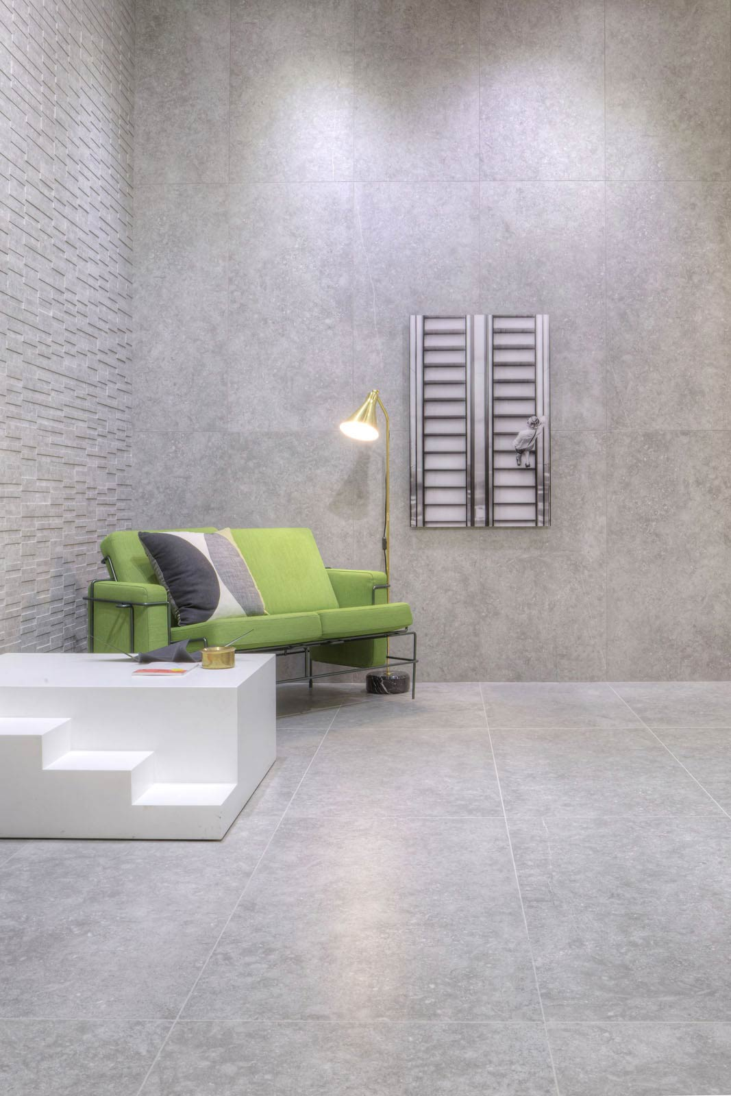 Carrelage grand format marazzi for Carrelage grand format