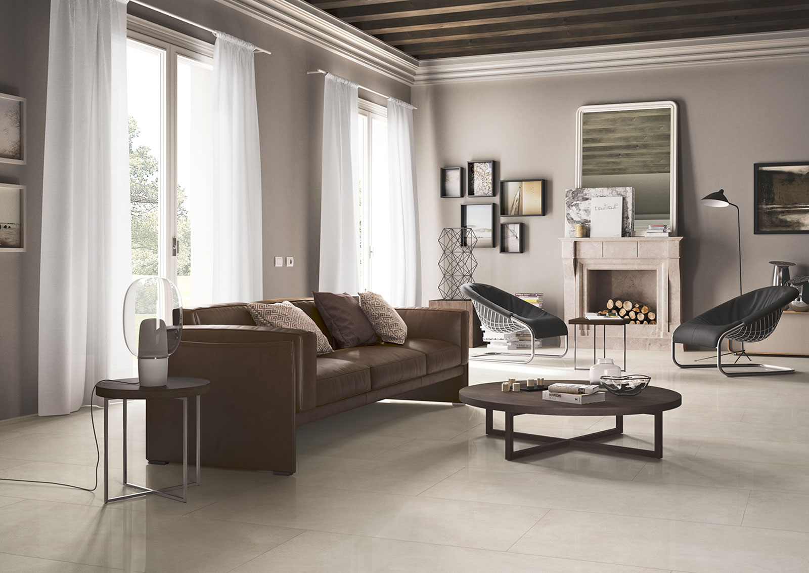 carrelage salon inspiration d233co marazzi