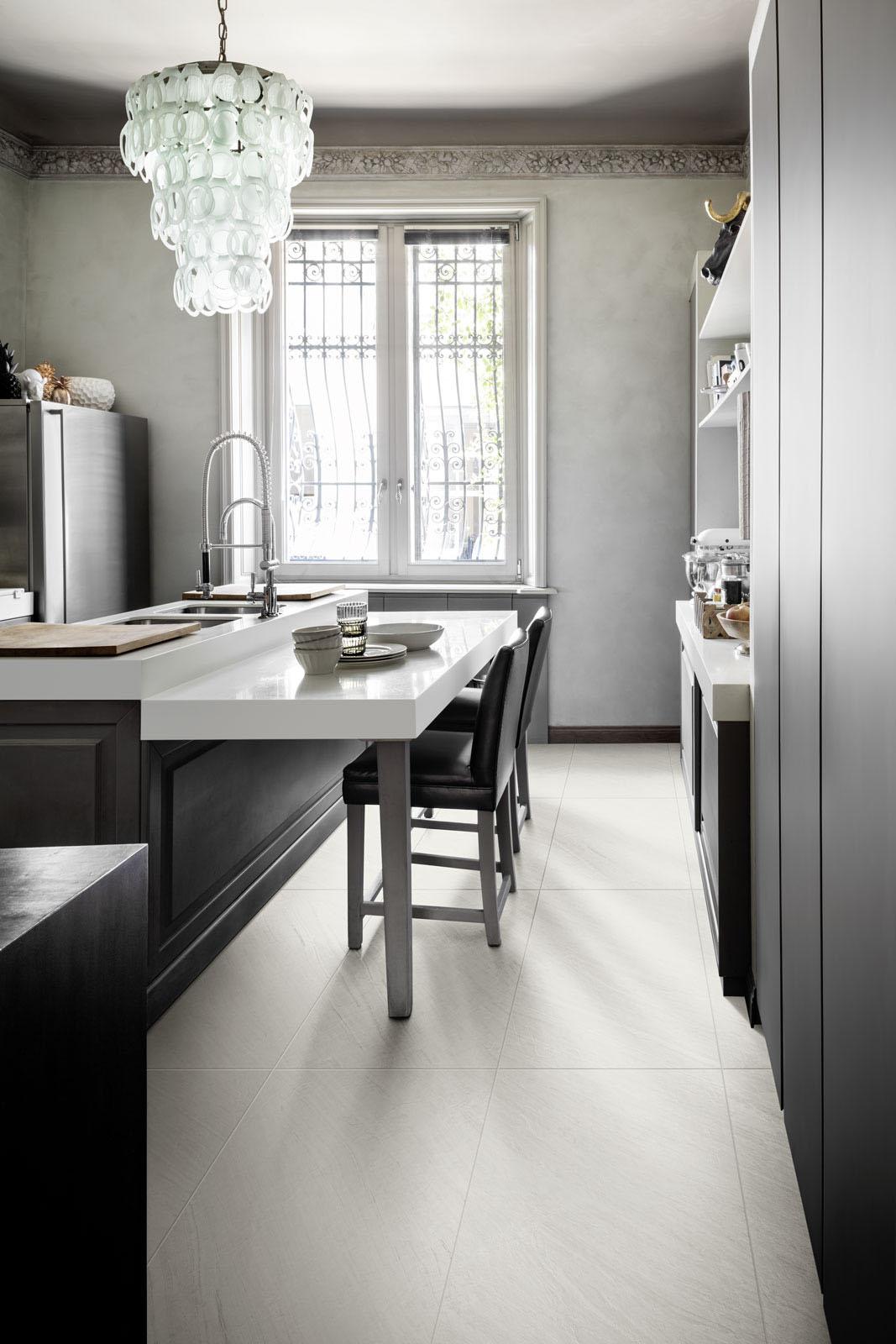 Carrelage cuisine: des idées en céramique et grès | Marazzi