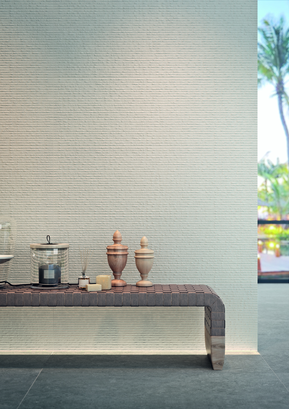 stone art rev tement mural en c ramique imitation pierre marazzi. Black Bedroom Furniture Sets. Home Design Ideas
