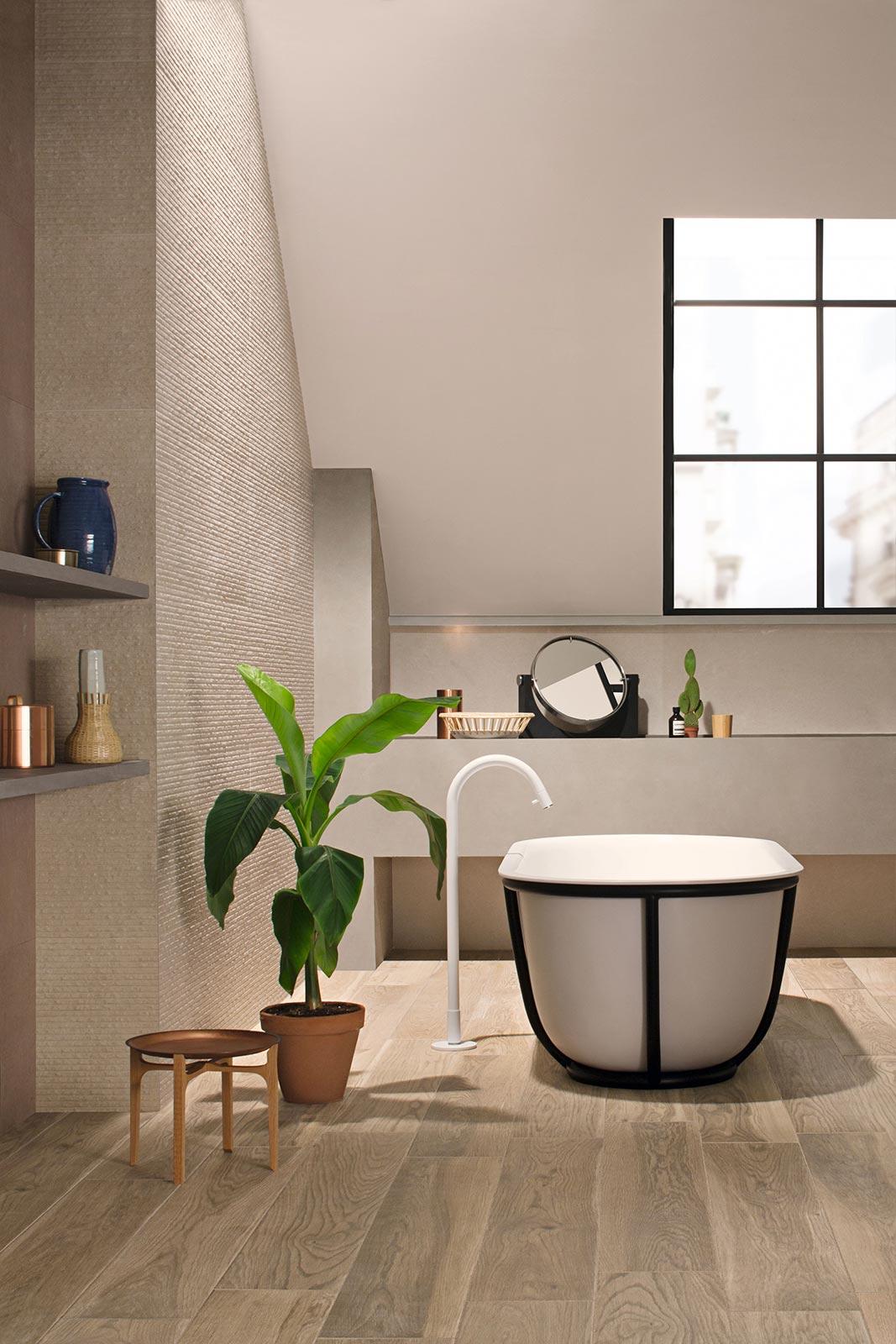 carrelage salle de bain marazzi