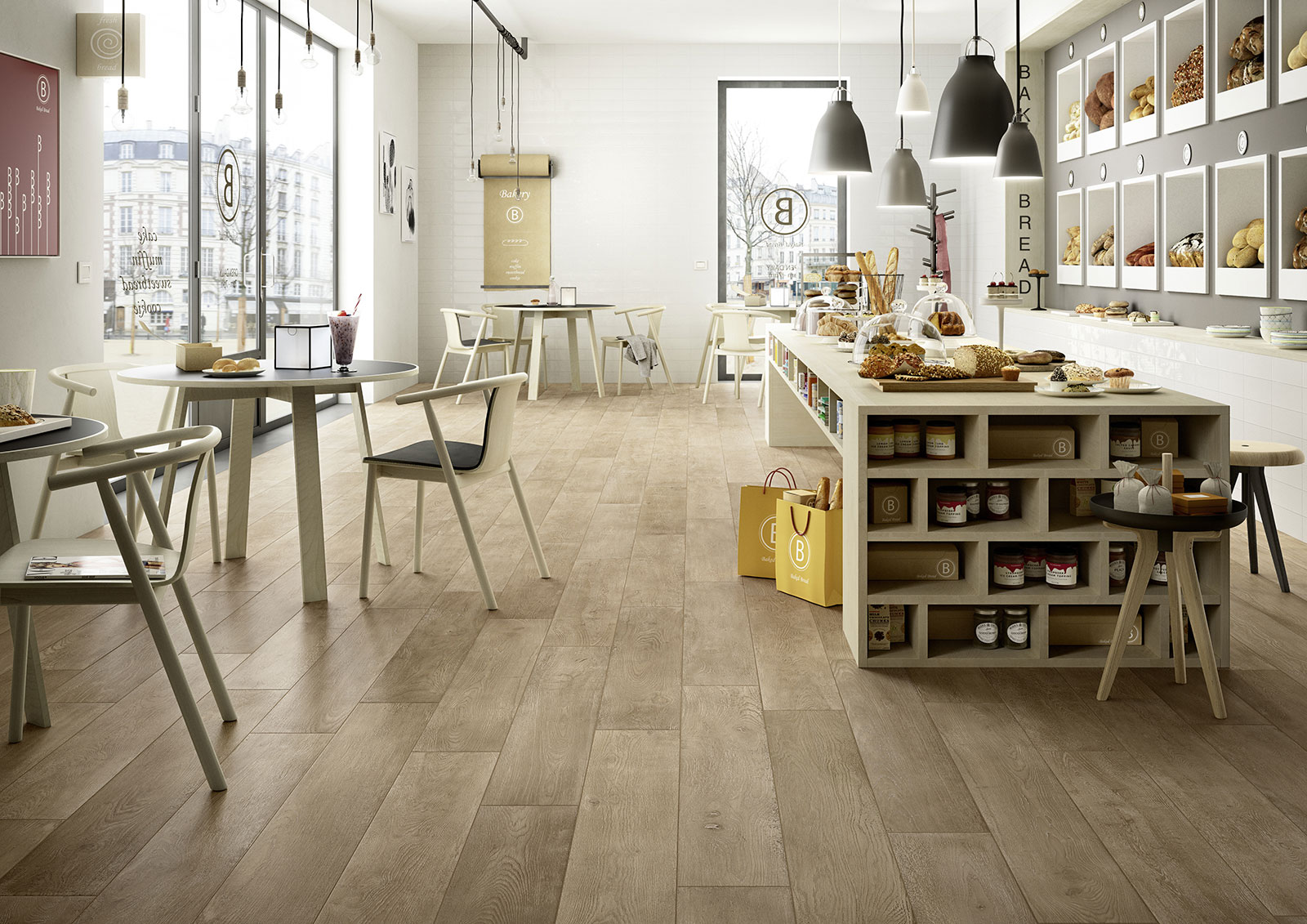 Carrelage imitation bois et parquet marazzi for Carrelage imitation parquet