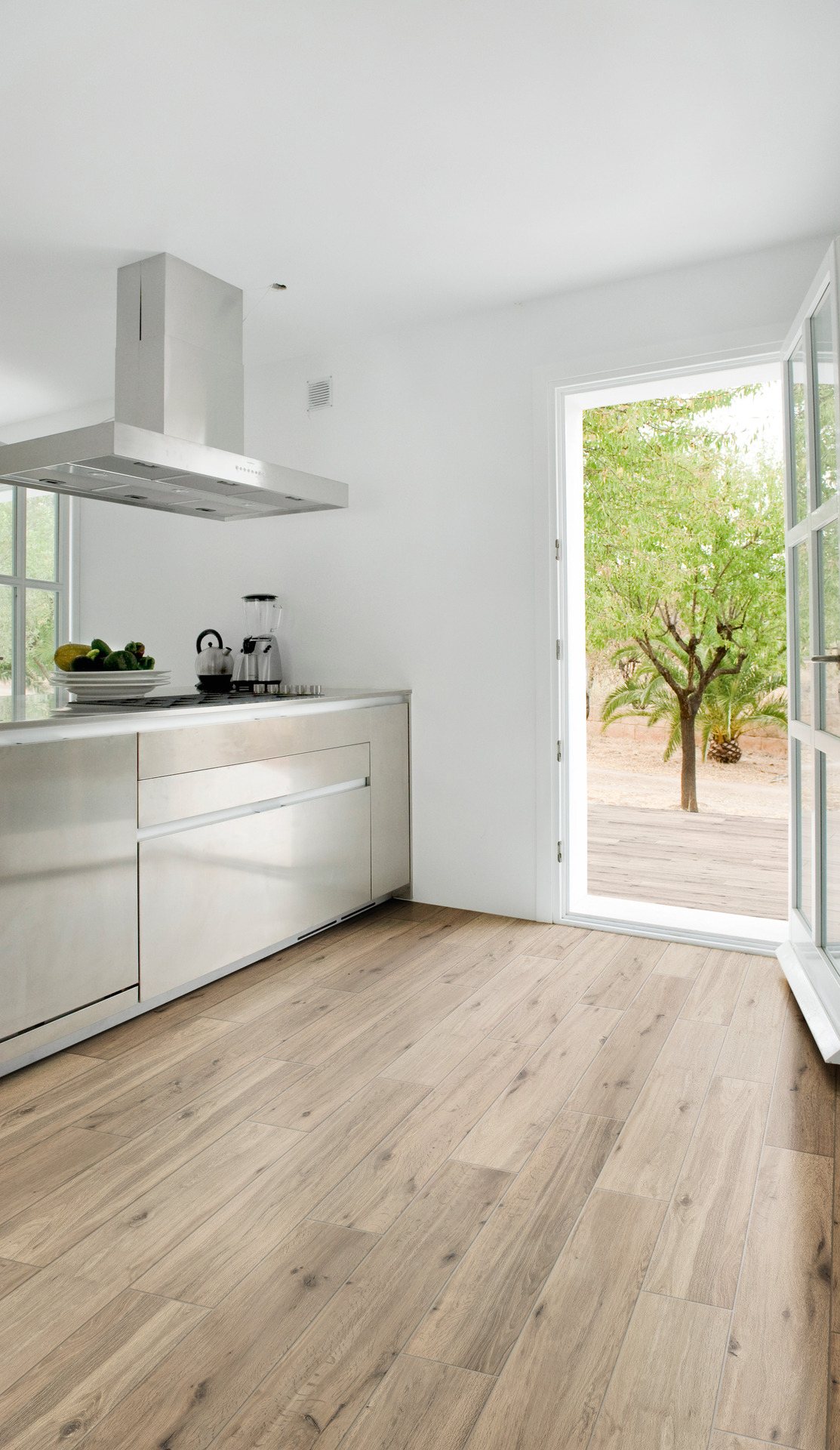 carrelage cuisine des id es en c ramique et gr s marazzi. Black Bedroom Furniture Sets. Home Design Ideas