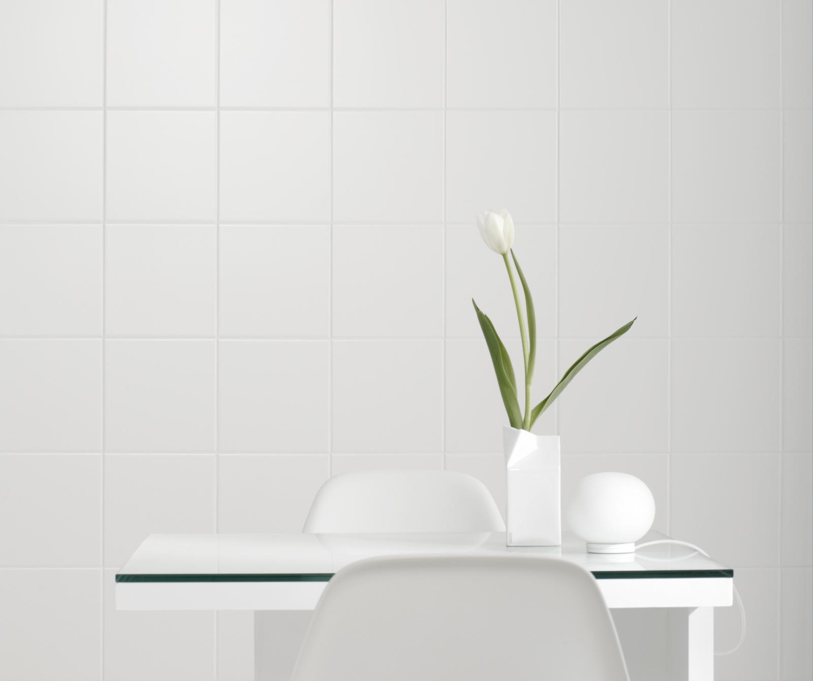 Carrelage blanc voir les collections marazzi for Carrelage blanc 10x10