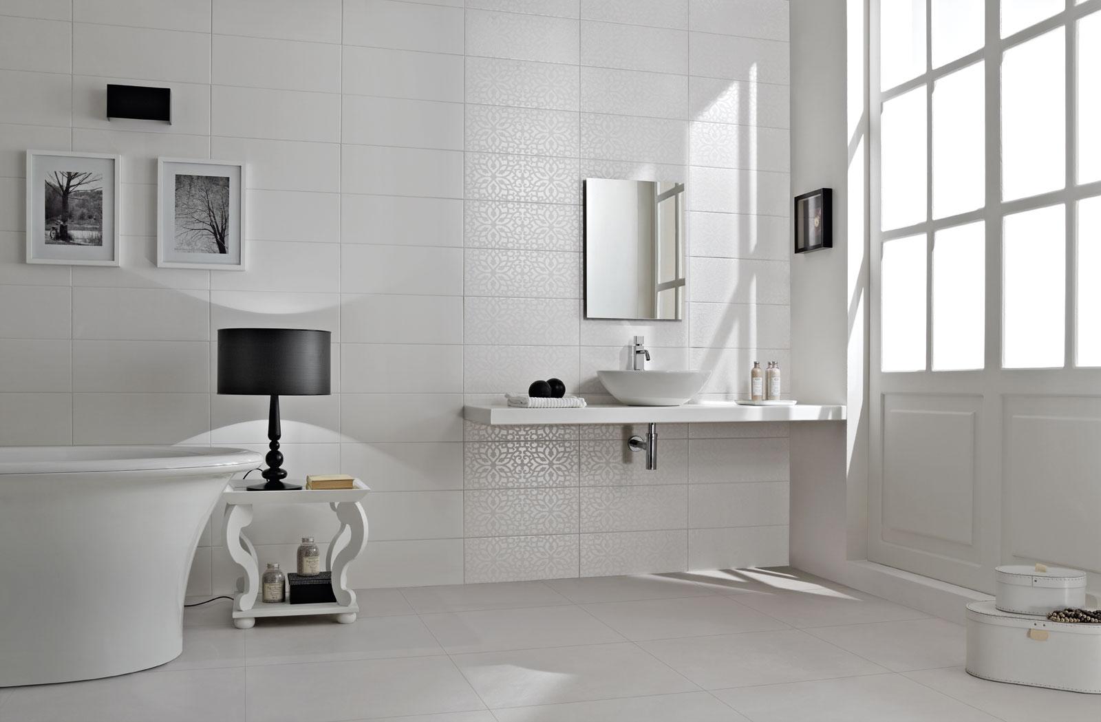 black white carreaux salle de bain et cuisine marazzi. Black Bedroom Furniture Sets. Home Design Ideas