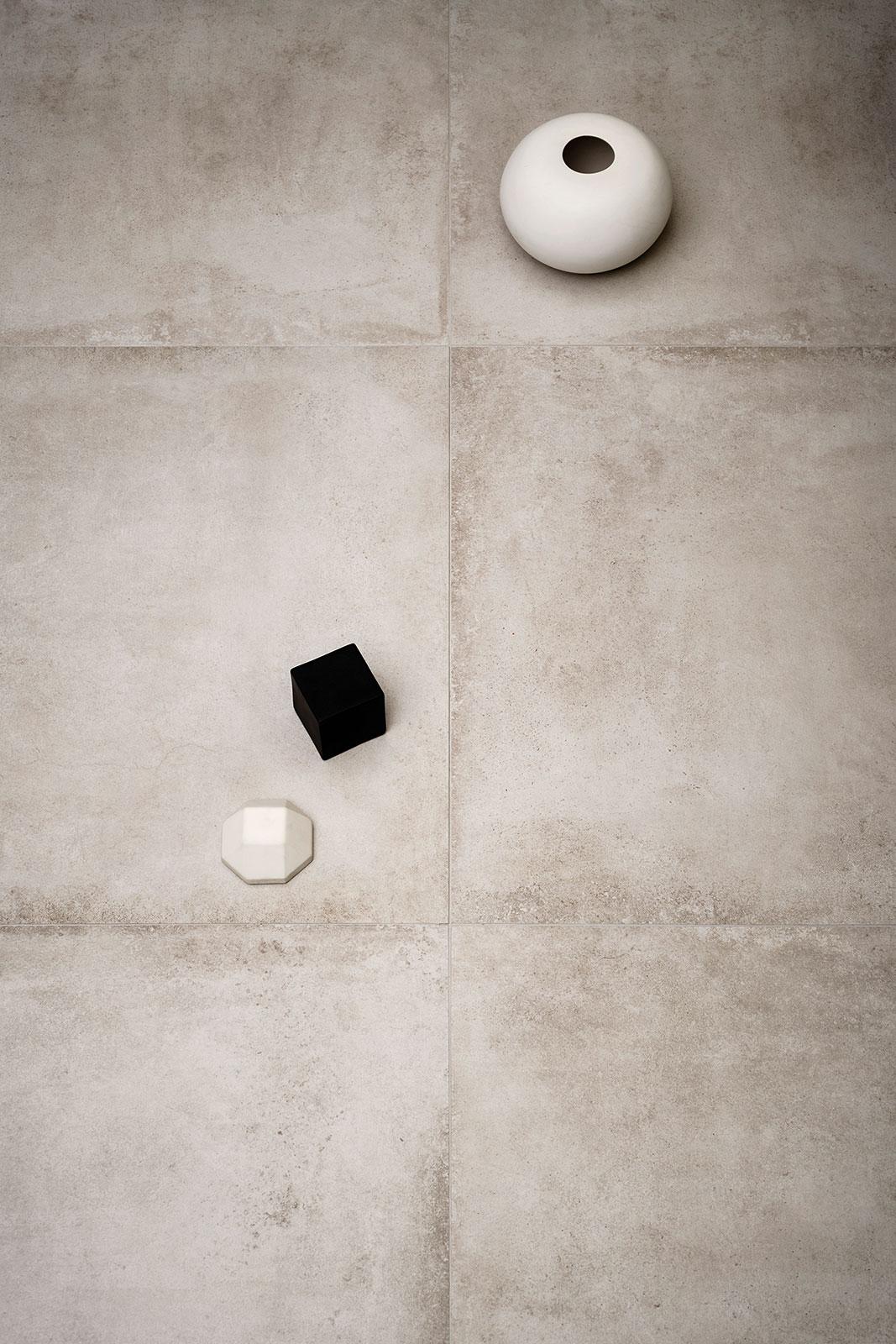 Salle De Bain Bois Et Noir : Carrelage imitation béton et cotto : Découvrez les collections …