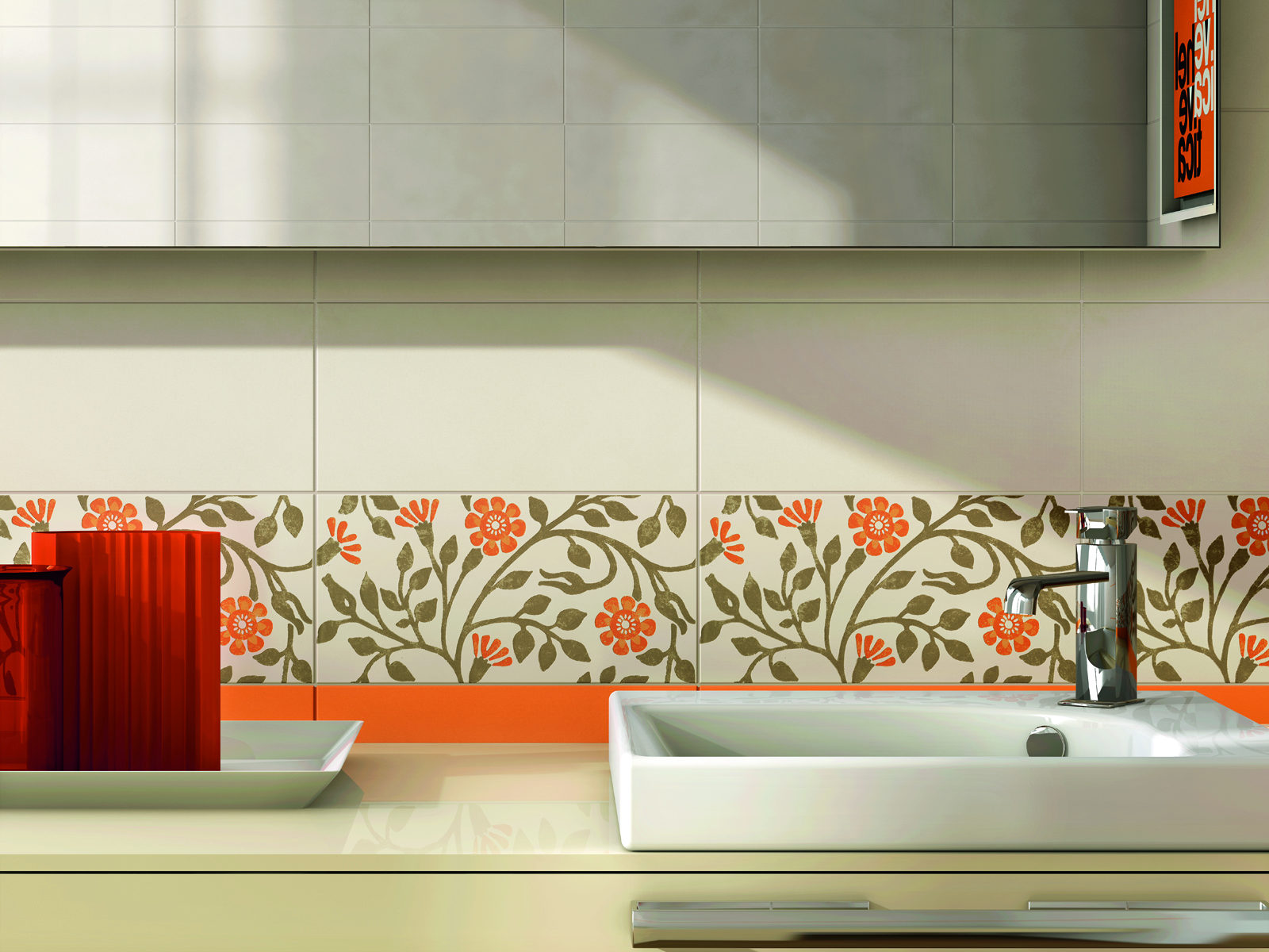 Carrelage orange: voir les collections : Marazzi : Marazzi