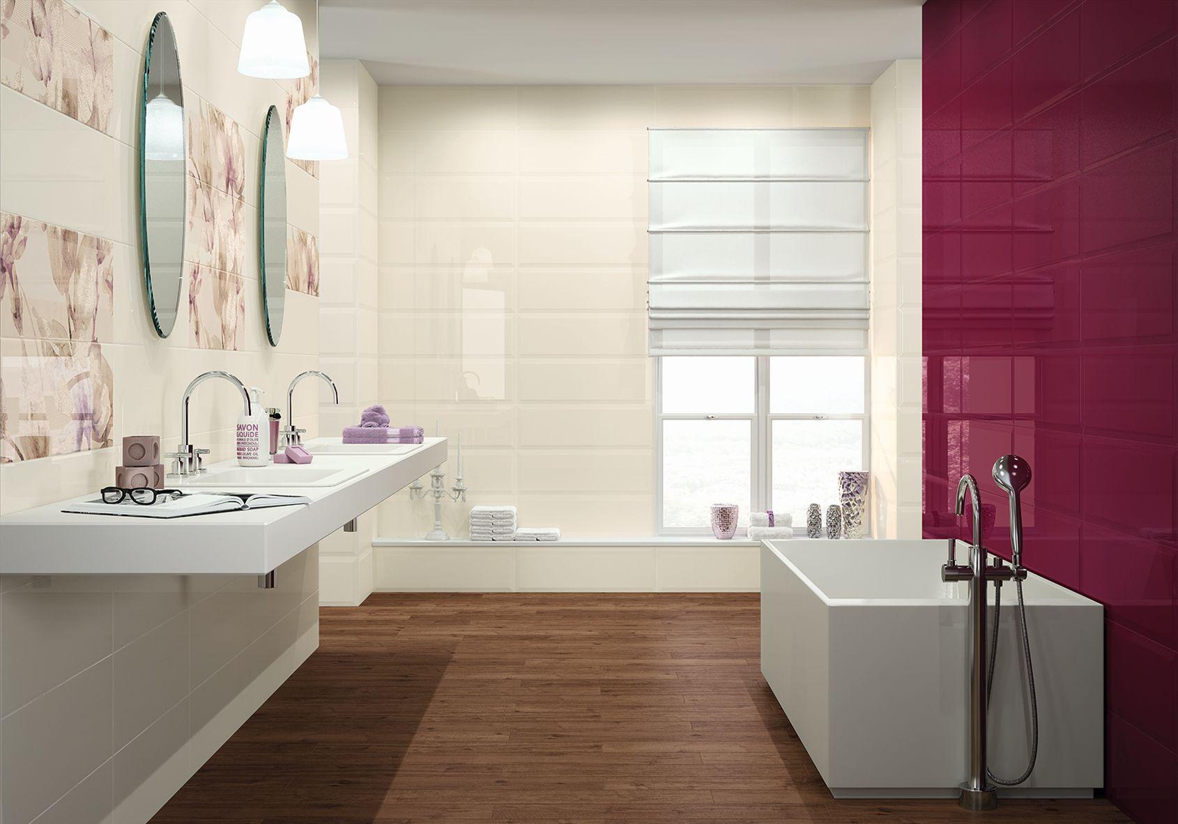 Carrelage violet: voir les collections - Marazzi 6153