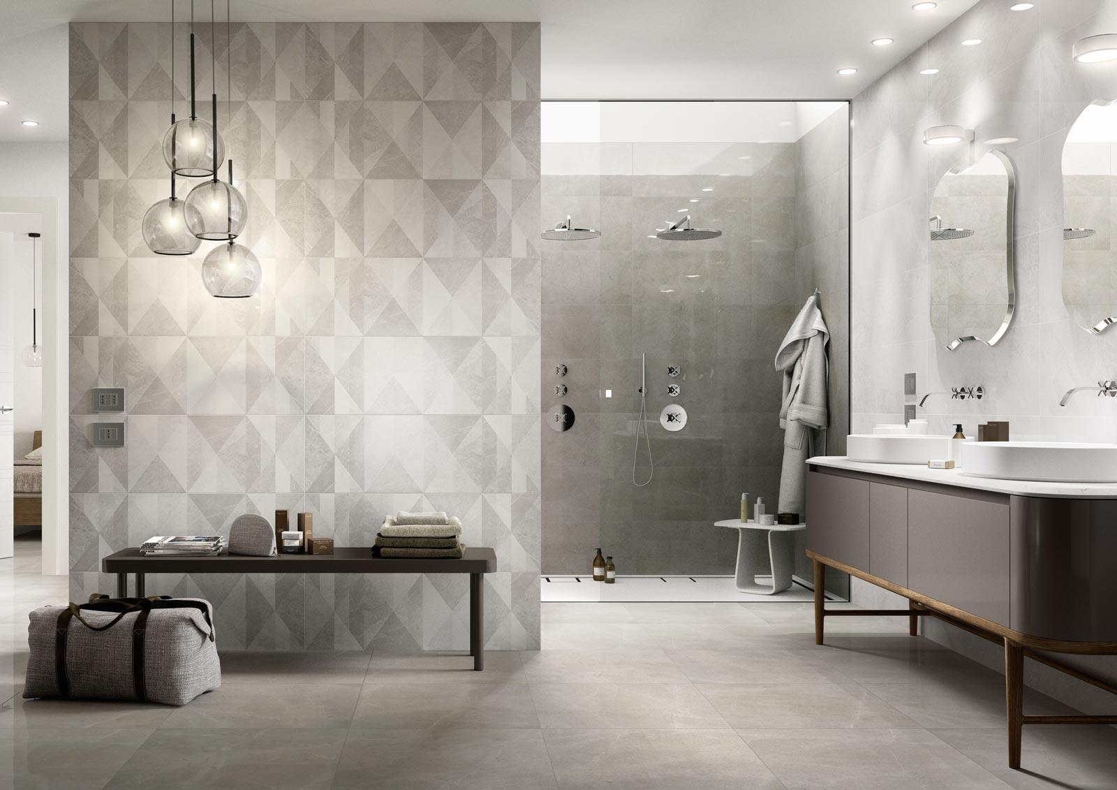 Evolutionmarble gr s effet marbre marazzi - Gres ceramique ...