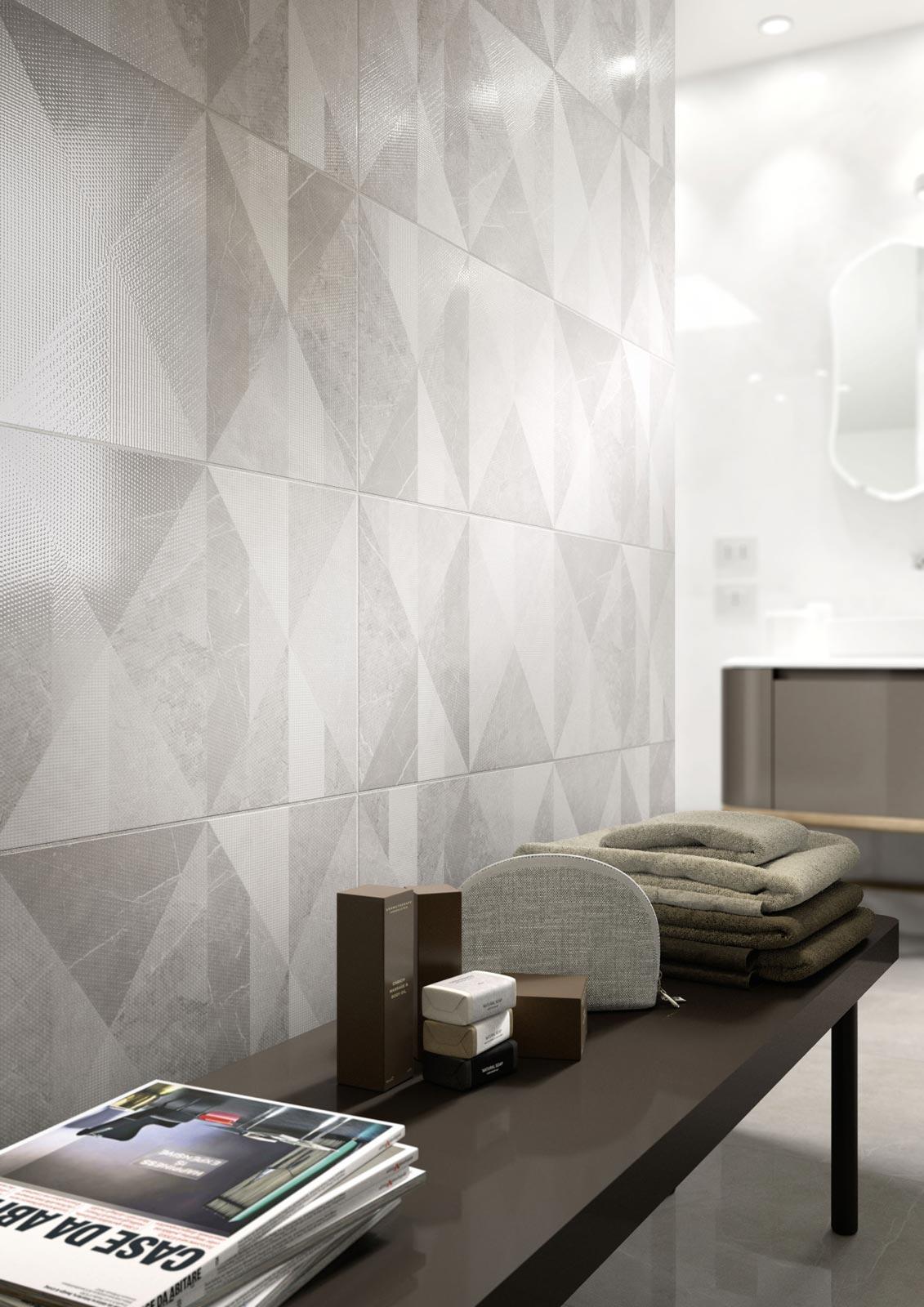 Carrelage imitation marbre: voir les collections : Marazzi