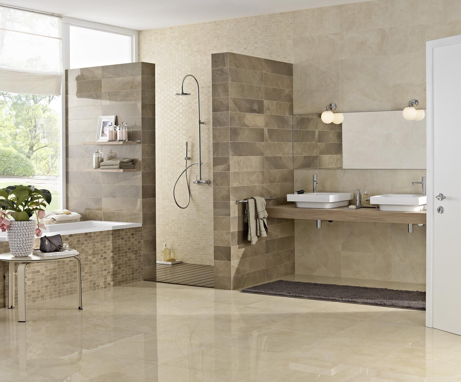 Evolutionmarble gr s c rame effet marbre marazzi for Carrelage faux marbre