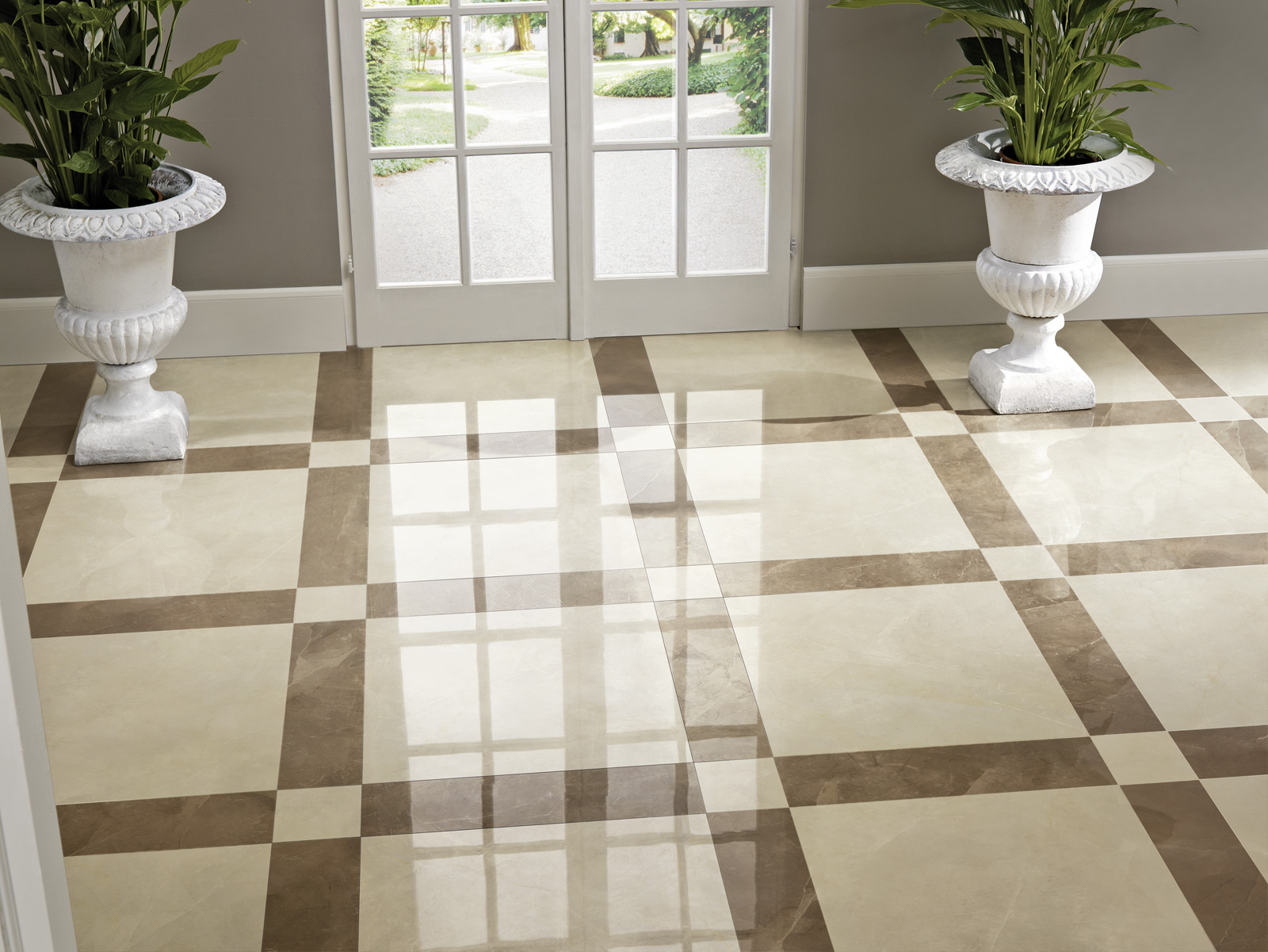 Carrelage imitation marbre voir les collections marazzi for Image de carrelage