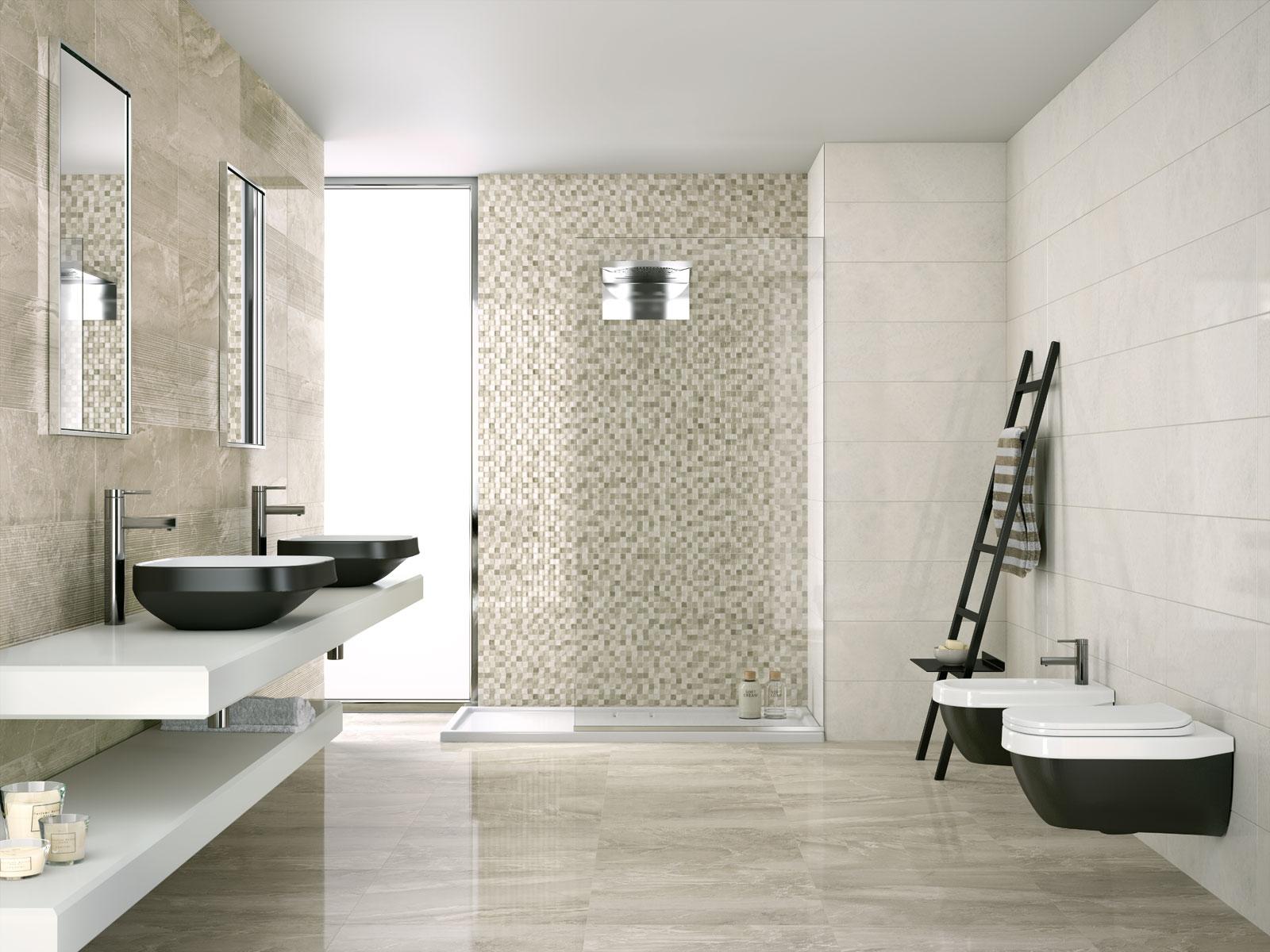 Carrelage sol et mur effets et couleurs marazzi for Carrelage sol et mur