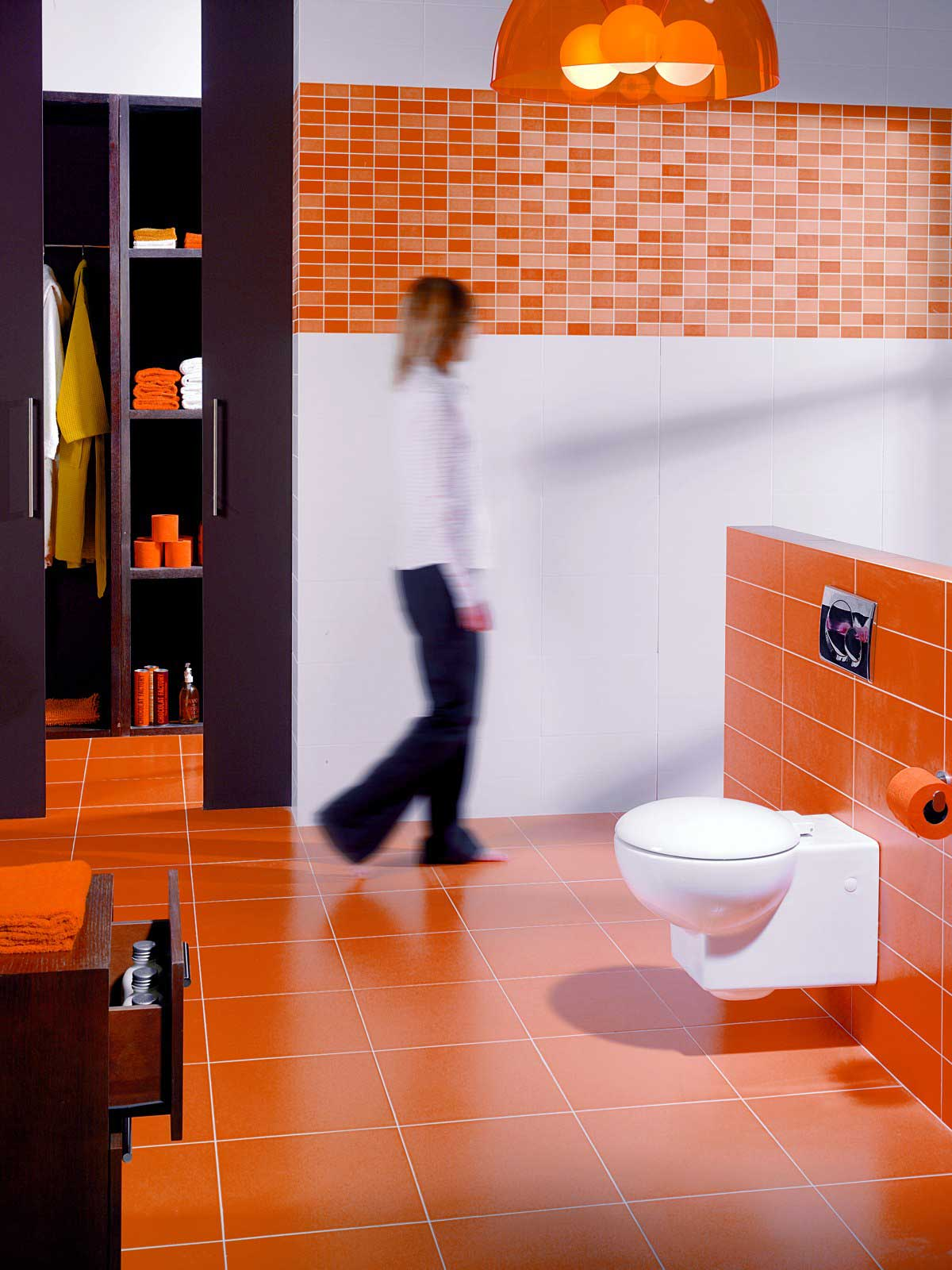 Carrelage orange voir les collections marazzi marazzi Carrelage orange