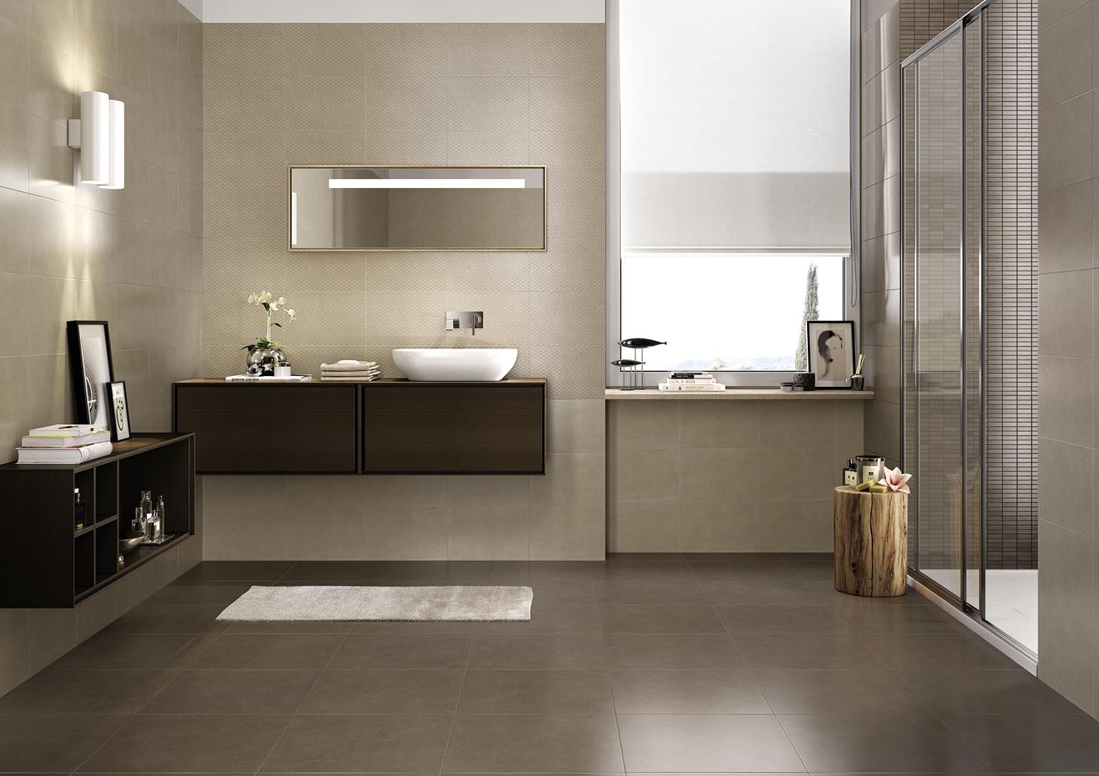 progress gr s c rame effet naturel marazzi. Black Bedroom Furniture Sets. Home Design Ideas