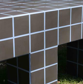 Millepiedi - Jardins de la Triennale Milan