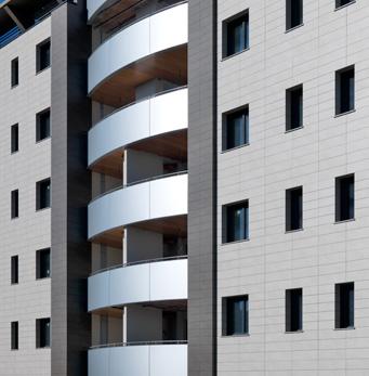 Complexe résidentiel « Ai Giardini » à Udine